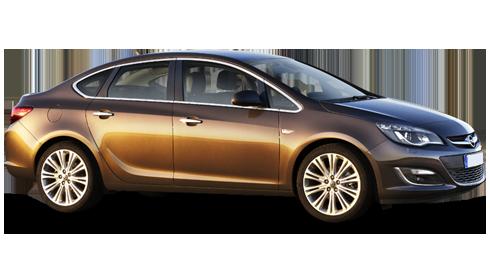 Opel Astra Sedan 1.6 CTDI