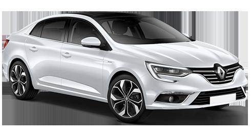 Renault Megane Sedan Icon Dizel Otomatik